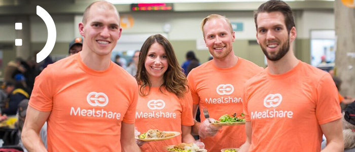 Shaw Centre Meal Share
